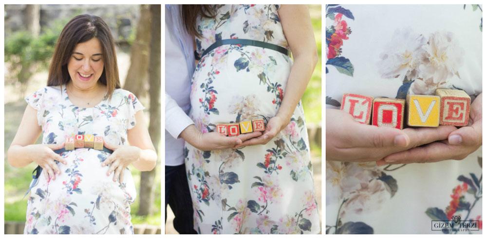 hamile fotoğrafı